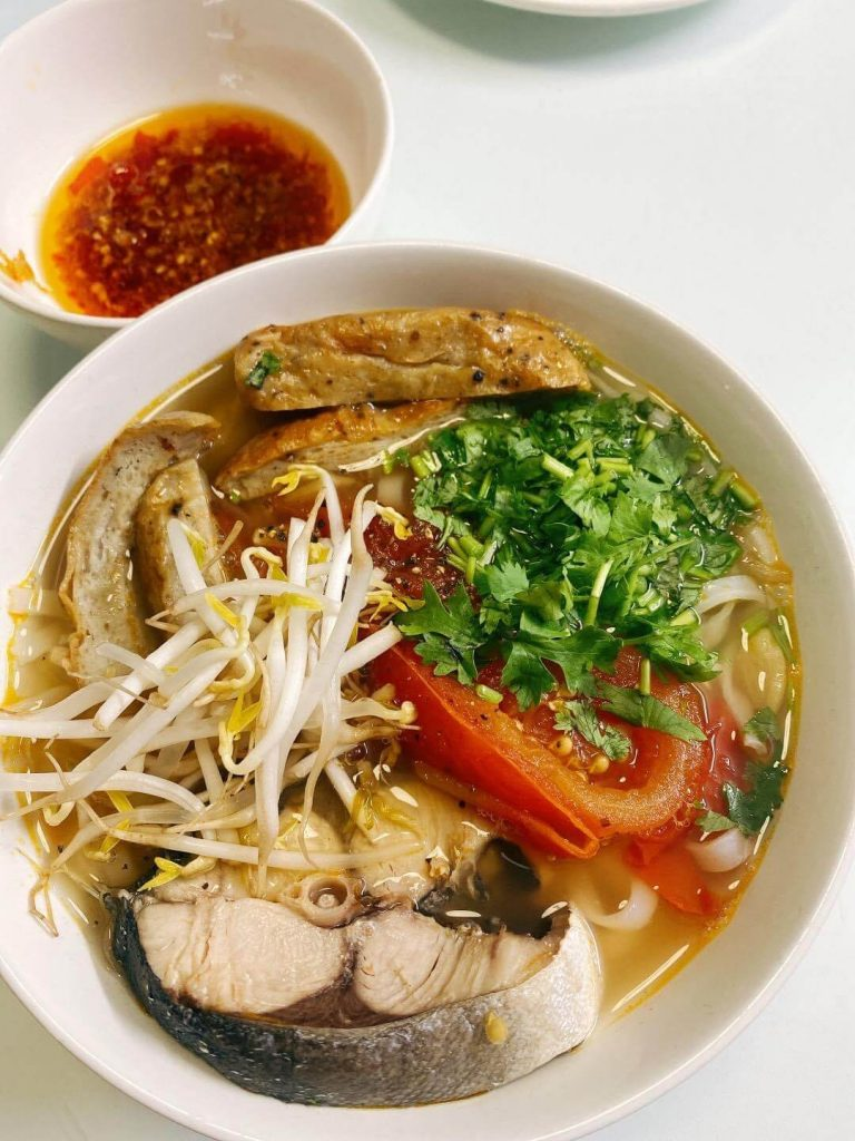 Món ngon từ chả cá Nha Trang